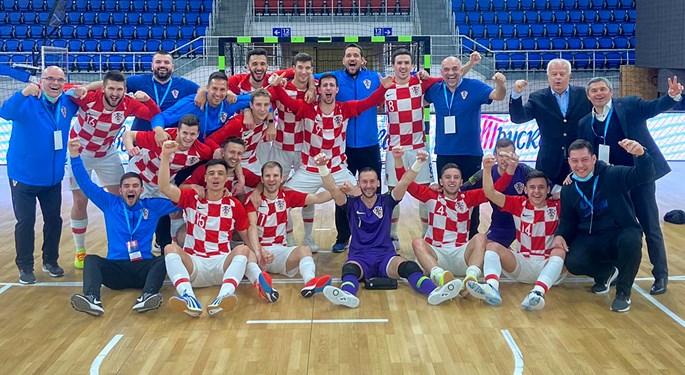 Video: Fantastična Hrvatska opet pobijedila Ukrajinu, na korak do plasmana na EP!
