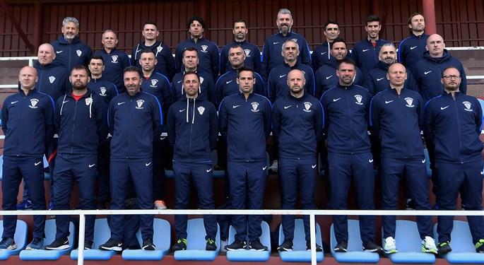 Polaznici Nogometne akademije sudjelovali na Uefinom seminaru