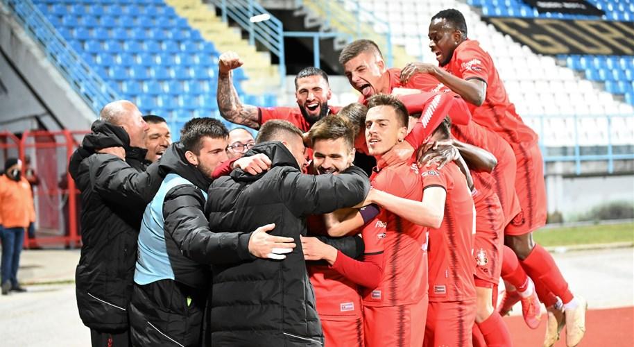 Video: Istra 1961 i Gorica izborile svoje mjesto u polufinalu Kupa