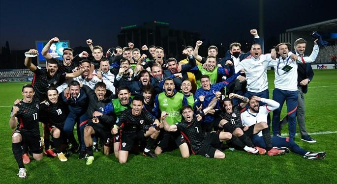 Hrvatska U-21 fantastičnim pogotkom Bradarića prošla u četvrtfinale EP-a!