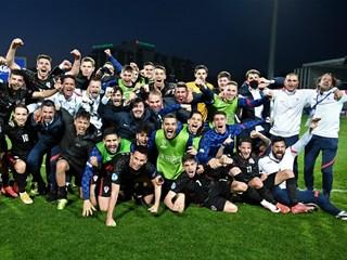 Hrvatska u četvrtfinalu Europskog prvenstva