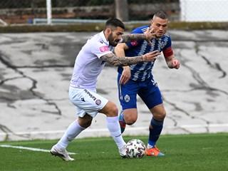 Video: Pobjede Hajduka i Osijeka, Dinamu bod, golijada Gorice i Rijeke