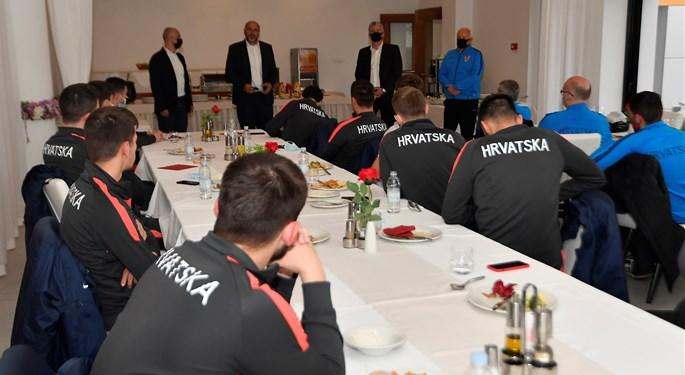 Davor Šuker čestitao futsalskoj reprezentaciji