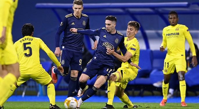 Dinamo u Villarrealu završio sjajnu europsku sezonu