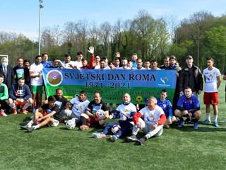 Nogometnim turnirom obilježen Svjetski dan Roma