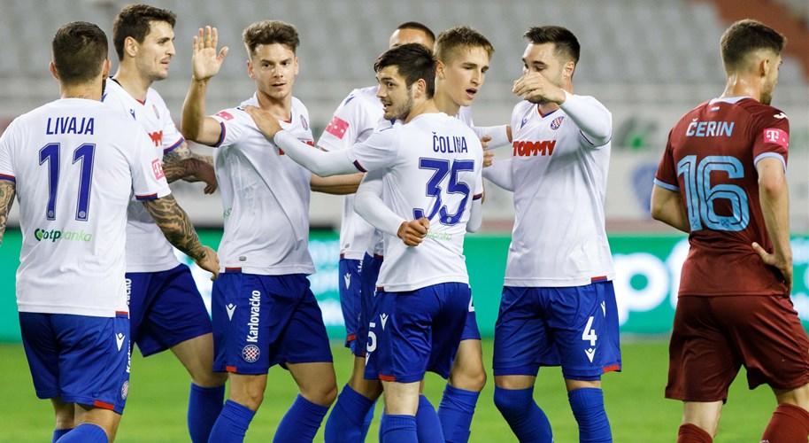 Video: Hajduk s bijele točke u 89. minuti do sva tri boda u Varaždinu