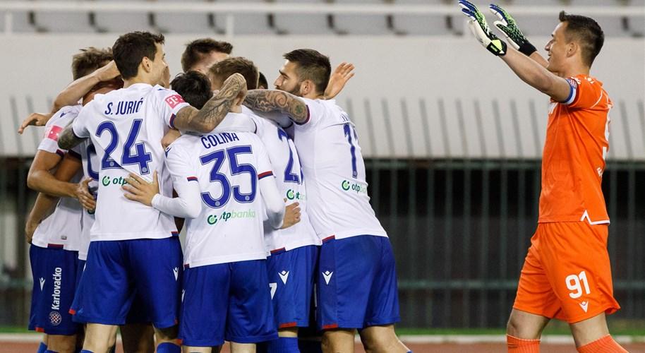 Video: Sadržajni derbi pripao Hajduku, Dinamo pobijedio u Koprivnici
