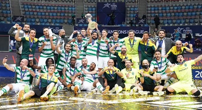 Sjajno finale u Zadru: Sporting preokretom do trofeja Lige prvaka