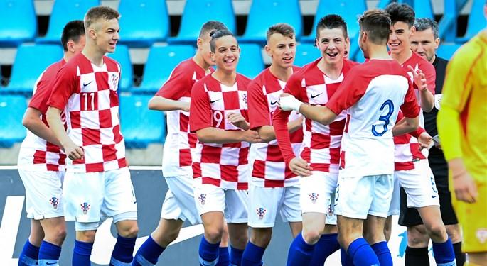 Hrvatska uvjerljivo svladala Sjevernu Makedoniju