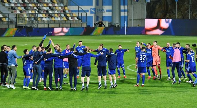 Dinamo osvojio 22. naslov prvaka Hrvatske!