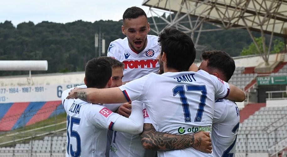 Video: Rijeka i Hajduk u Europu, Varaždin ispada u drugu ligu