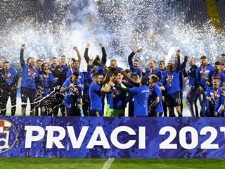 Video: Dinamo slavi naslov uz pobjedu nad Šibenikom