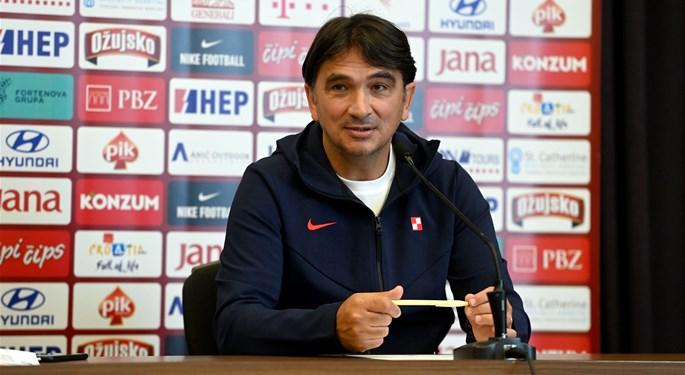 """Dalić: """"Nemam razloga za pesimizam, vjerujem u ovu reprezentaciju"""""""