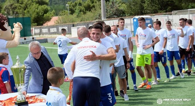 Hajduk u Ligi mladeži počinje protiv Shkendije