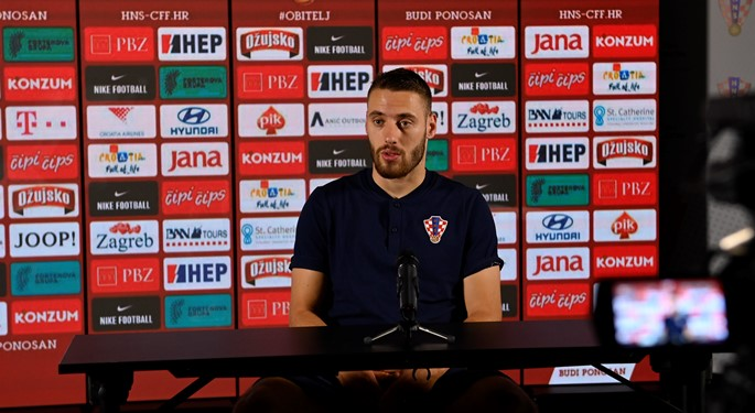 """Vlašić: """"Uvijek je motiv igrati za Hrvatsku, ali s Engleskom će biti spektakl"""""""