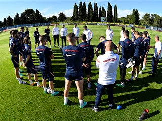Croatia to remain in Rovinj during the UEFA EURO 2020