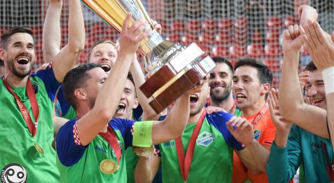 Olmissum obranio naslov prvaka Hrvatske
