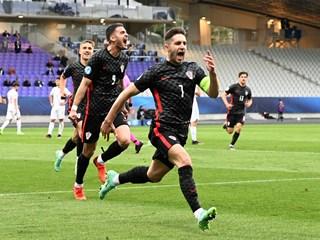 Luka Ivanušec u najboljoj momčadi Europskog prvenstva U-21