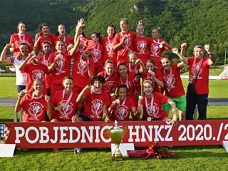 Video: ŽNK Split obranio naslov pobjednica Kupa