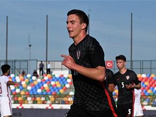Video: Hrvatska U-20 nadjačala Katar U-23