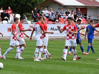 Novo slavlje Hrvatske U-18: Svladana i BiH, uz hat-trick Frigana
