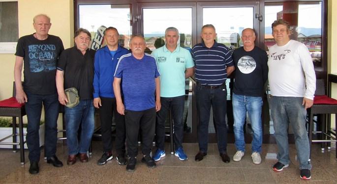 Održana 12. sjednica Komisije za veteranski nogomet