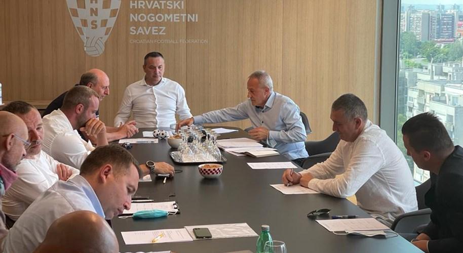 Ždrijeb natjecateljskih brojeva: prvak Dinamo otvara sezonu protiv Slavena