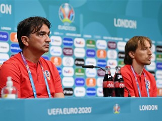 """Dalić: """"Hrvatska će biti moćna, potentna i agresivna"""""""