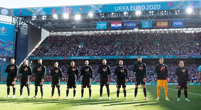 Hrvatska zaustavljena u produžecima, Španjolskoj golijada u Kopenhagenu