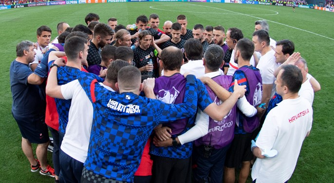 Head coach Dalić presents Croatia squad for September matches
