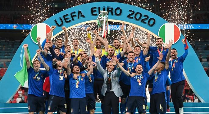 Italija osvojila naslov prvaka Europe