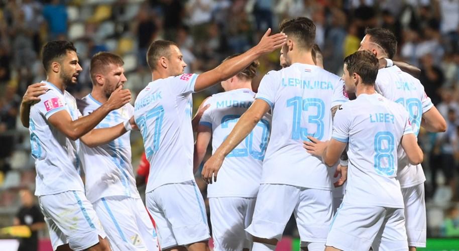 Video: Drmić donio preokret Rijeci, Dinamo slomio otpor Šibenika