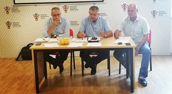 Održan ždrijeb pretkola Hrvatskog kupa za sezonu 2021./2022.