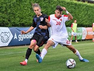 Hrvatska U-17 reprezentacija svladala Sloveniju