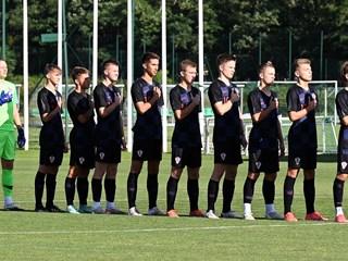 Prijateljski susreti U-17 reprezentacija Hrvatske i Slovenije