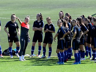U Zagrebu se okupila ženska U-17 reprezentacija