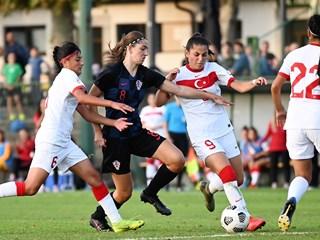 Hrvatska ženska U-17 reprezentacija remizirala s Turskom