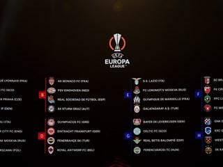 Dinamo protiv Genka, West Hama i Rapida
