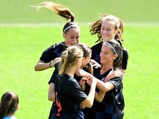 Hrvatska ženska U-17 reprezentacija deklasirala Tursku