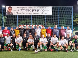 Selekcija veterana HNS-a nastupila na 5. Memorijalnom turniru Antonio Jurjević