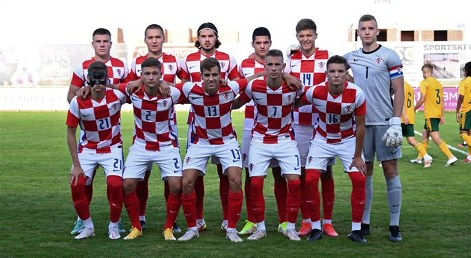 Video: Hrvatska U-19 reprezentacija svladala Wales