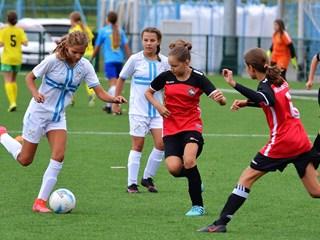 """Održan međunarodni turnir djevojčica """"Volim nogomet"""""""
