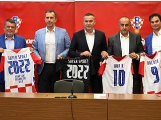 Video: SuperSport postao naslovni sponzor Hrvatskog nogometnog kupa