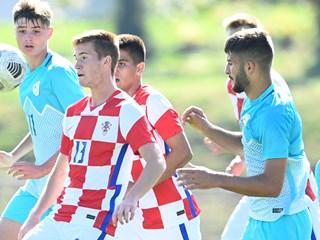Hrvatska U-17 reprezentaciju opet svladala Sloveniju