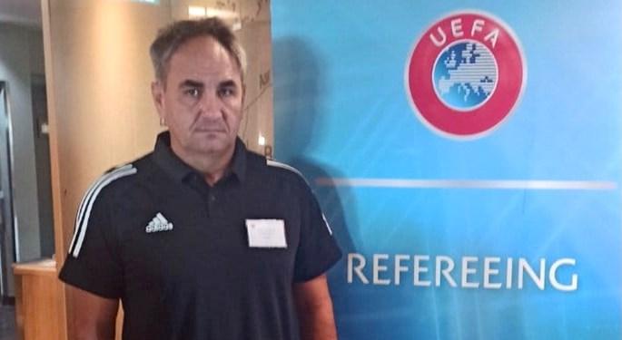 Vlado Svilokos jedan od trenera Uefinog CORE Excellence Programa