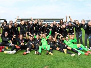 Hrvatska ženska U-17 reprezentacija izborila završnu rundu kvalifikacija za EP