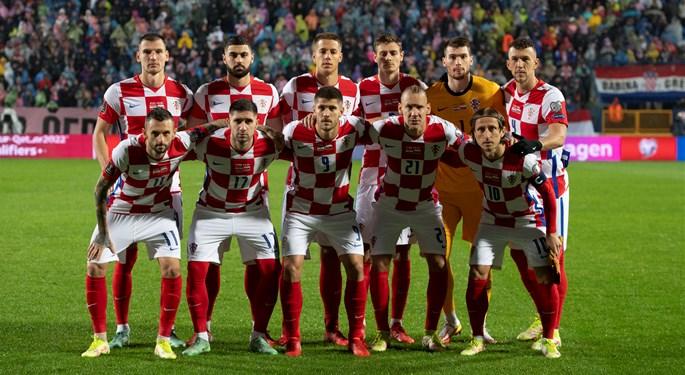 Croatia comes back twice to earn a draw with Slovakia