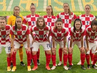 U-19: Nova kvalifikacijska pobjeda mladih Hrvatica