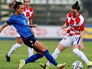 Hrvatska poražena na gostovanju kod Italije