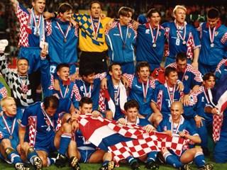 Najveća utakmica hrvatskog nogometa